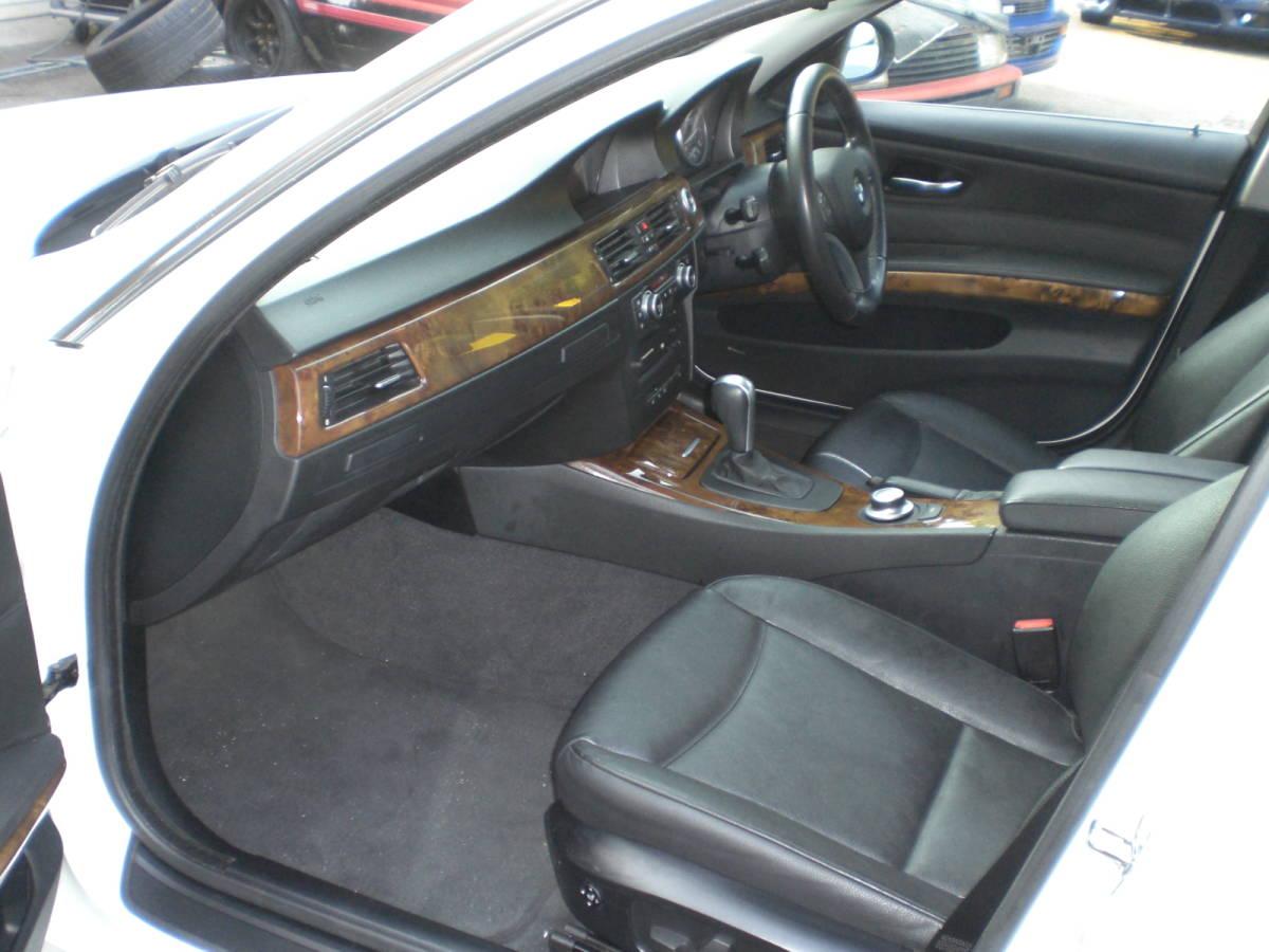 伝統の直6ツインターボ BMW 335i E90 VB35 車検取立て令和3年6月まで ビルシュタイン 19インチワークグノーシス_画像5