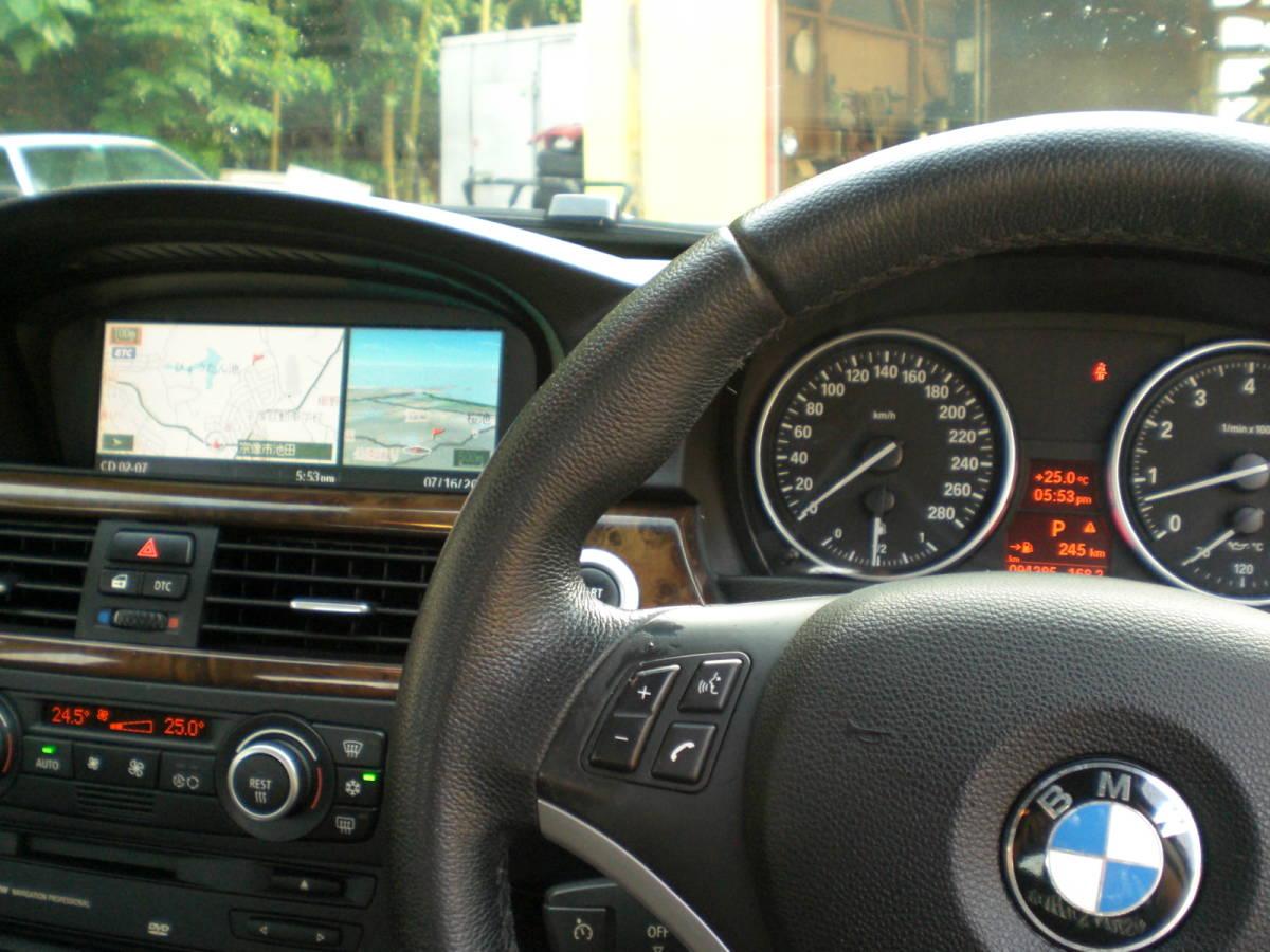 伝統の直6ツインターボ BMW 335i E90 VB35 車検取立て令和3年6月まで ビルシュタイン 19インチワークグノーシス_画像6