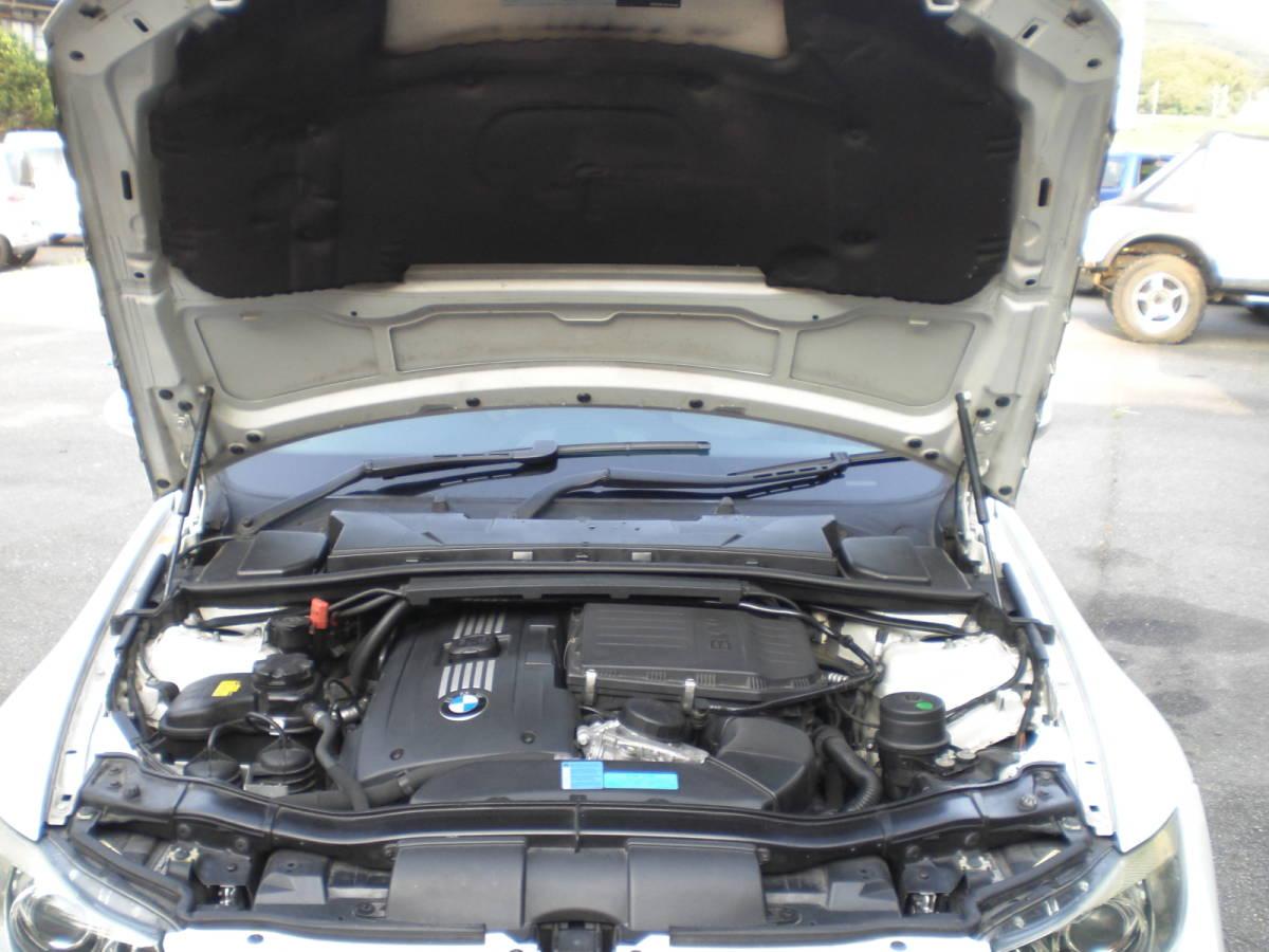 伝統の直6ツインターボ BMW 335i E90 VB35 車検取立て令和3年6月まで ビルシュタイン 19インチワークグノーシス_画像9