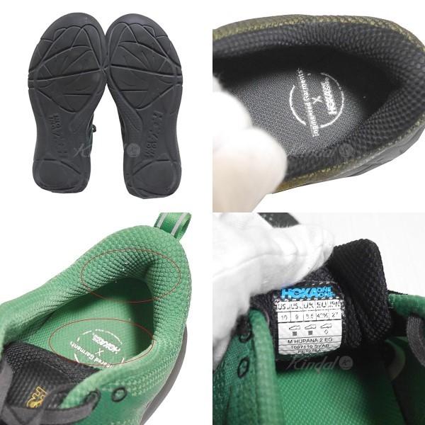 四条) Engineered Garments×HOKA ONE ONE エンジニアド ガーメンツ×ホカオネオネ HUPANA スニーカー 8061000028571_画像6