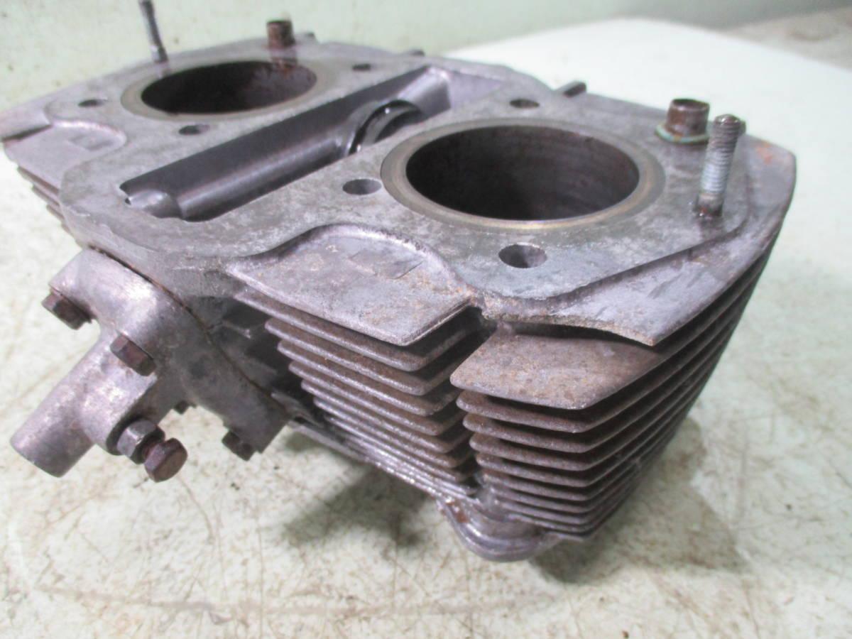 ホンダ CL77 エンジン タイプ1 305cc シリンダー ブロック (検 CL72 CB77 CB72_画像5