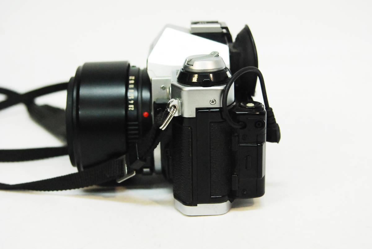 ◆◇キャノン ボディ レンズ Canon AE-1 PROGRAM  LENS FD 28mm 1:2.8 データバッグ付き ◇◆_画像2