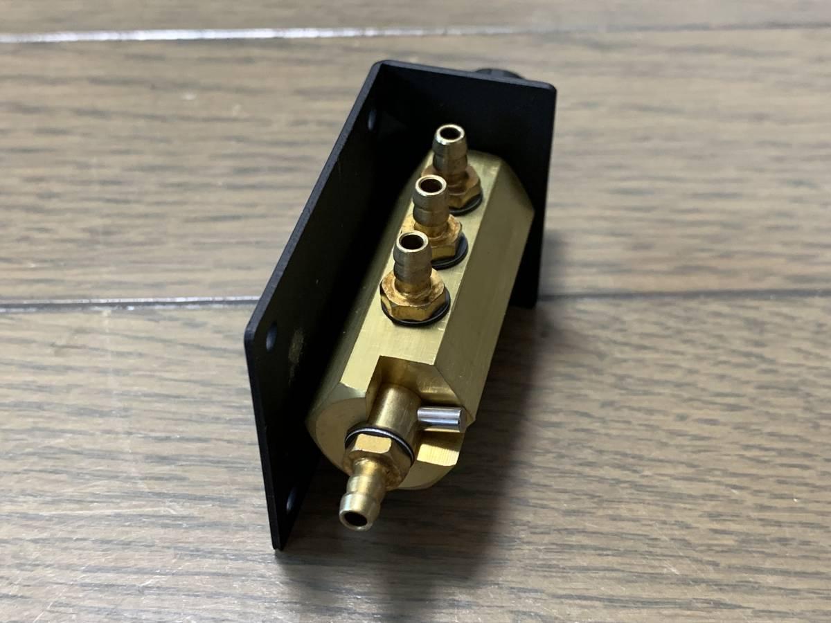マイクロ MK-91V VACUUM DISC STABILIZER KIT(ポンプユニット&プラッター)&アルミダイカストプラッター_画像9