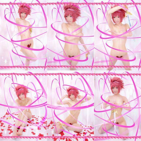 【入手困難!】キューティーハニー 同人コスプレ写真集 #Re: #F #新 #エロ!【画像コピーした後に転売→代金ペイ!!】_画像8