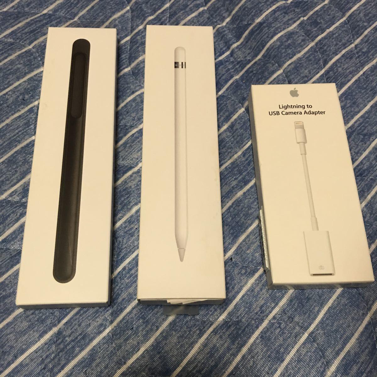 美品 iPad Pro 10.5インチ 258GB スペースグレーau Smart Keyboard Pencil 豪華セット MPHG2J/A_画像9