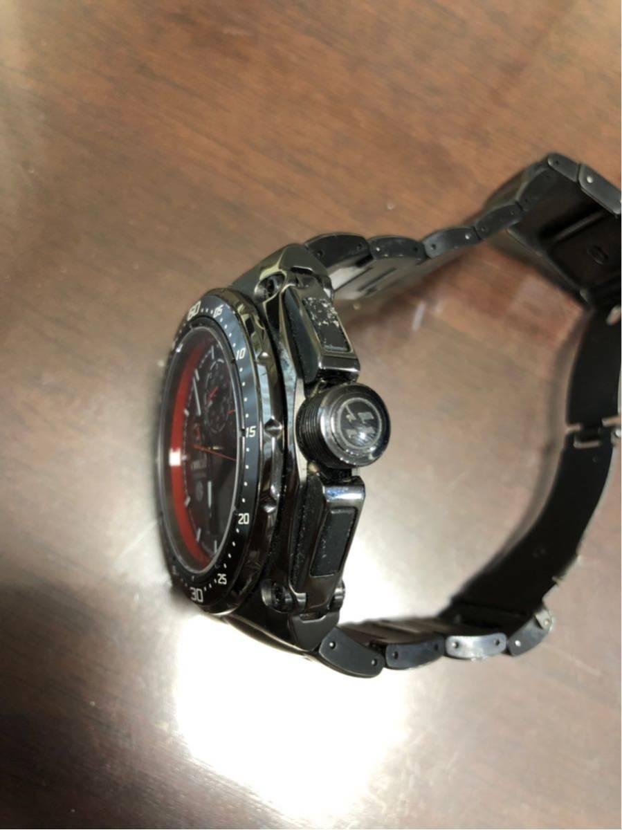 CITIZEN トヨタ86コラボモデル第二弾 JW0104-51E 350個限定品_画像5