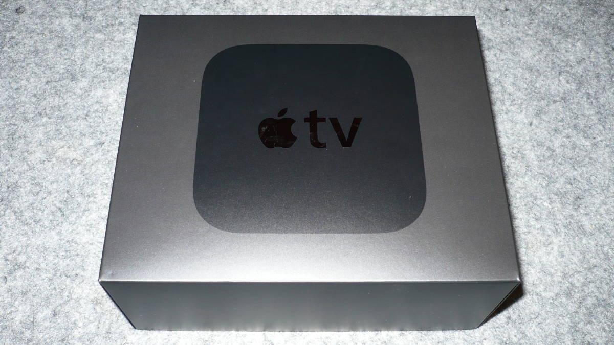 【美品】Apple TV 第4世代 32GB A1625_画像3