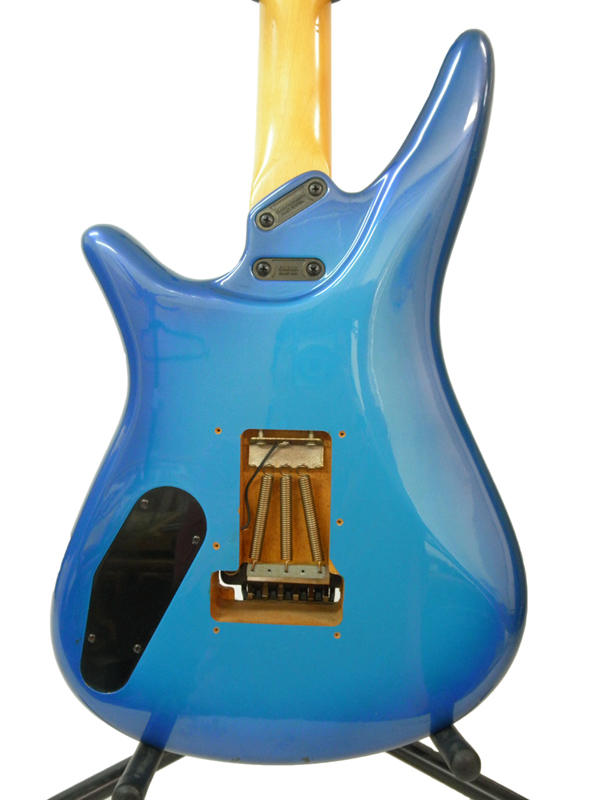 1676 YAMAHA ヤマハ MG-MⅡBSB エレキギター ブルー B`Z松本 動作確認済_画像5
