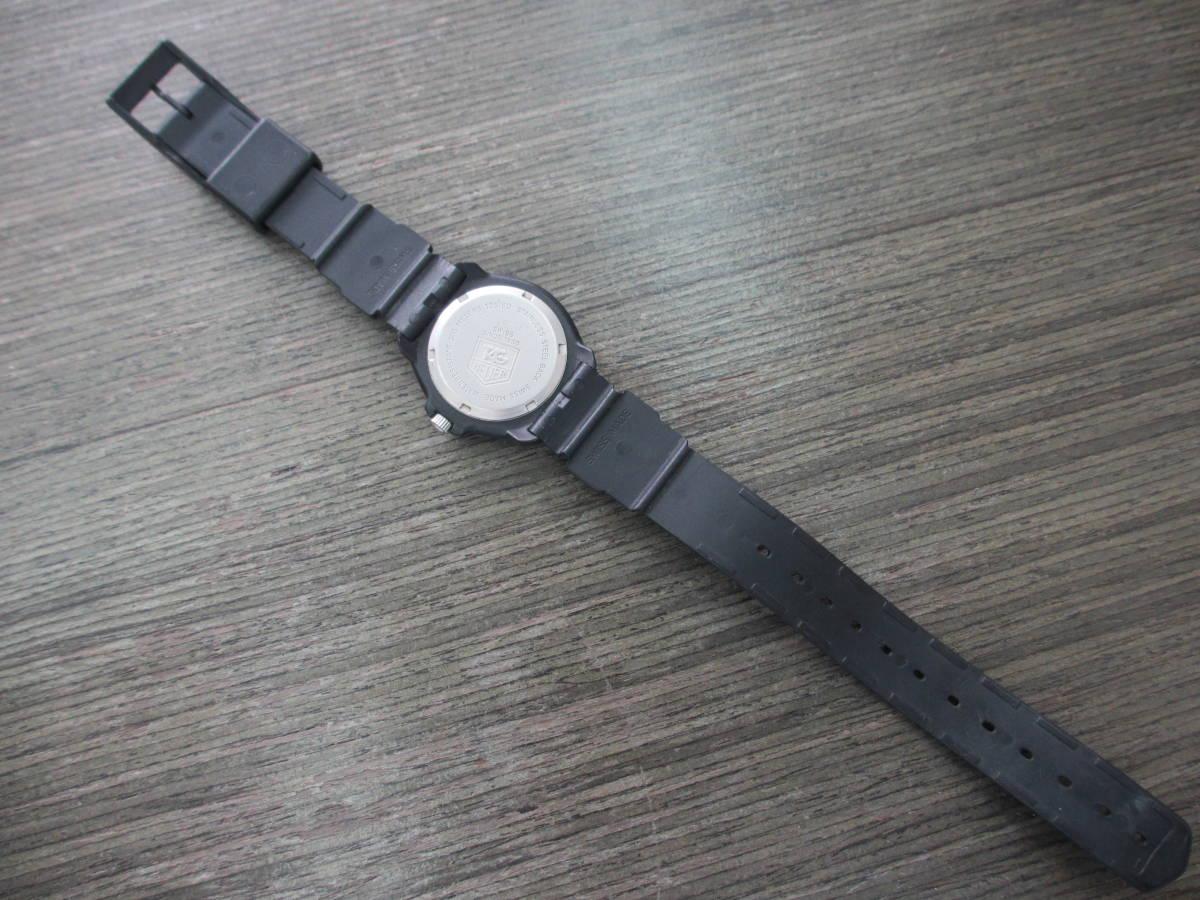 TAG HEUER/タグホイヤー/FORMULA1/フォーミュラ 1/クォーツ 腕時計/383.519/1/電池交換済み/USED_画像4