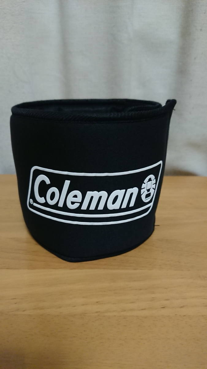 【美品・廃番】コールマン純正 ランタン用ソフトグローブガード 19070404