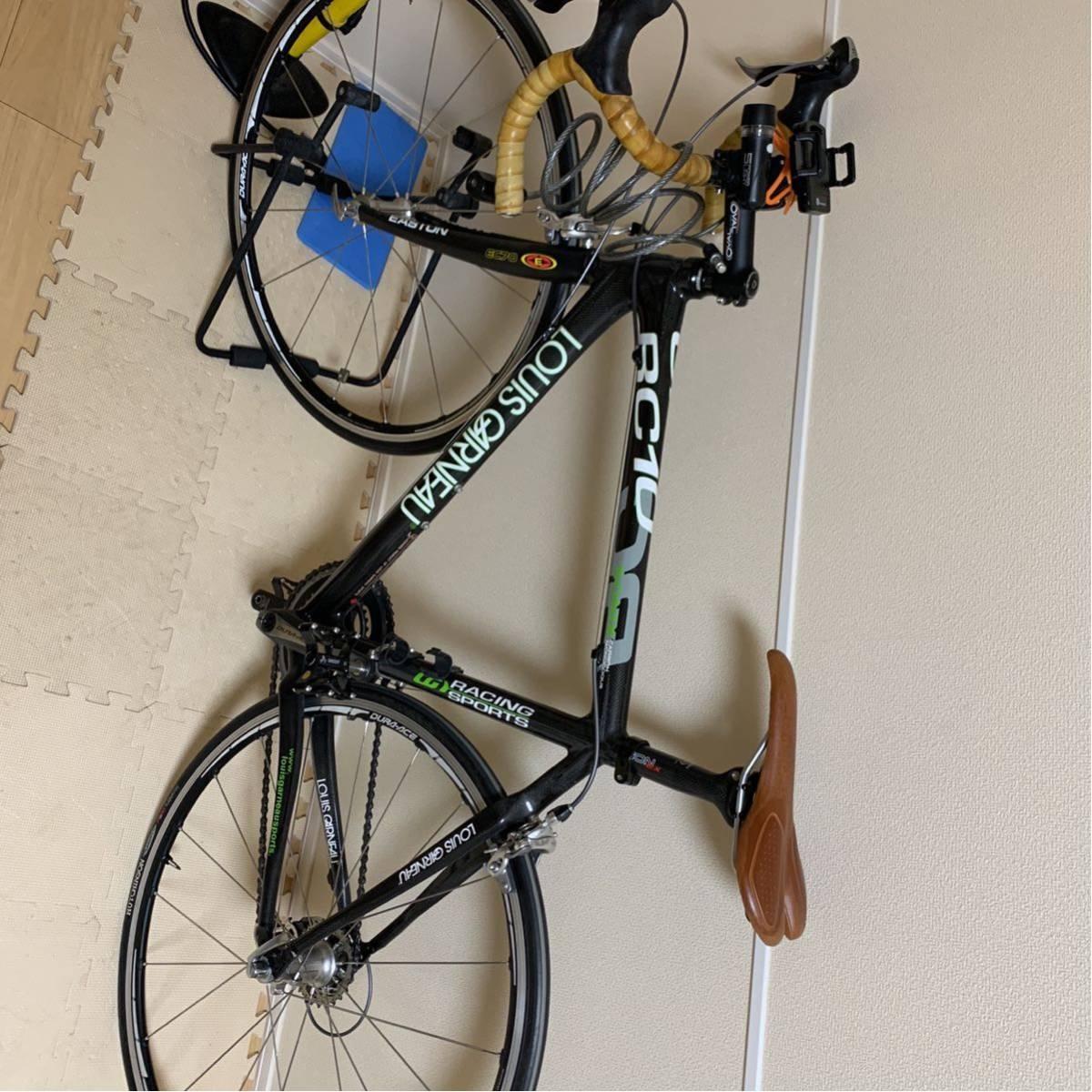 ルイガノ RC-10 ロードバイク DURA-ACE