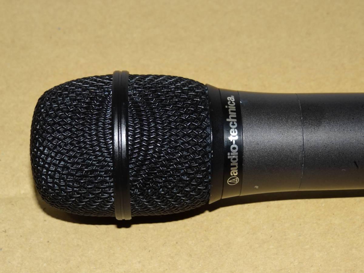 オーディオテクニカ ワイヤレスマイク ATW-T98B/C その1 ボーカルマイク_画像2
