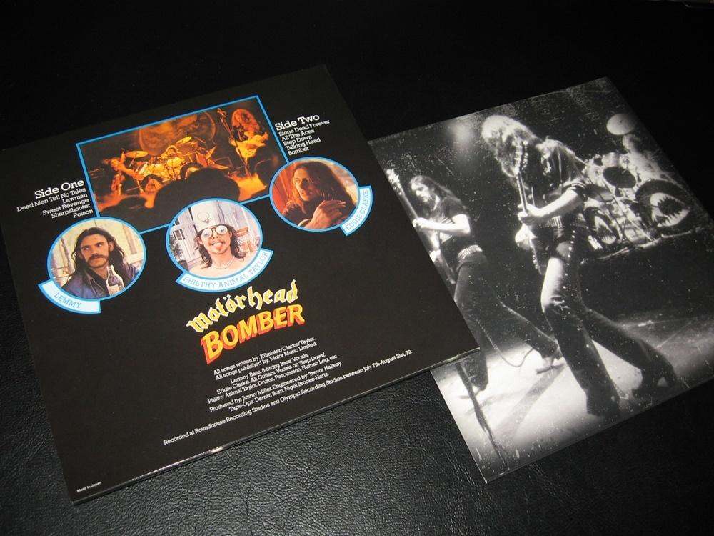 2CD 紙ジャケ!SHM-CD ◆ モーターヘッド / ボマー BOMBER ~ デラックス・エディション_画像3