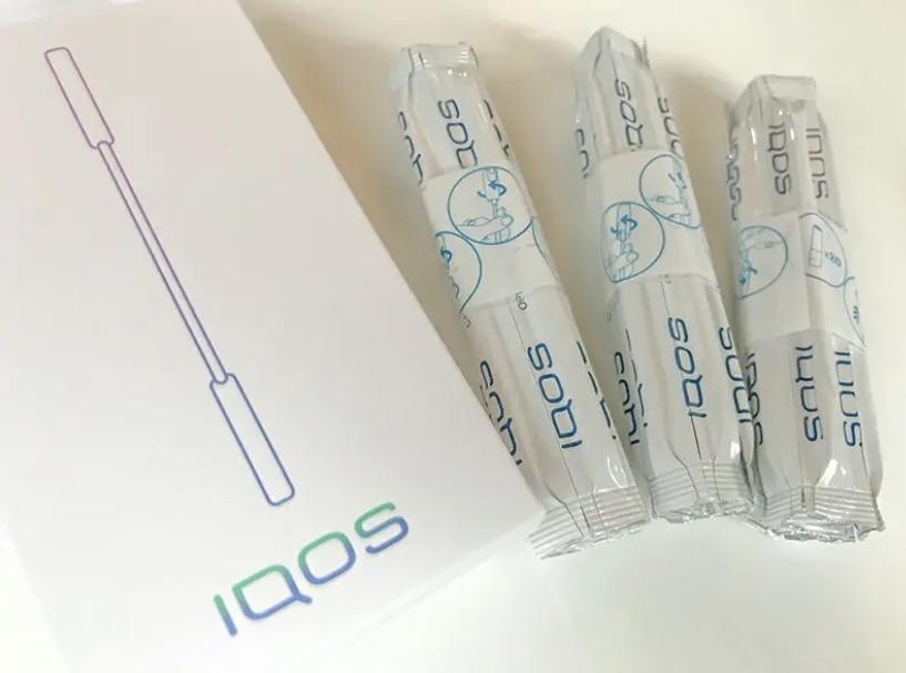 新品未開封 アイコスIQOS2.4Plus ポケット チャージャー ホワイト 白色 オマケ クリーニングステック10本セット付き_画像4