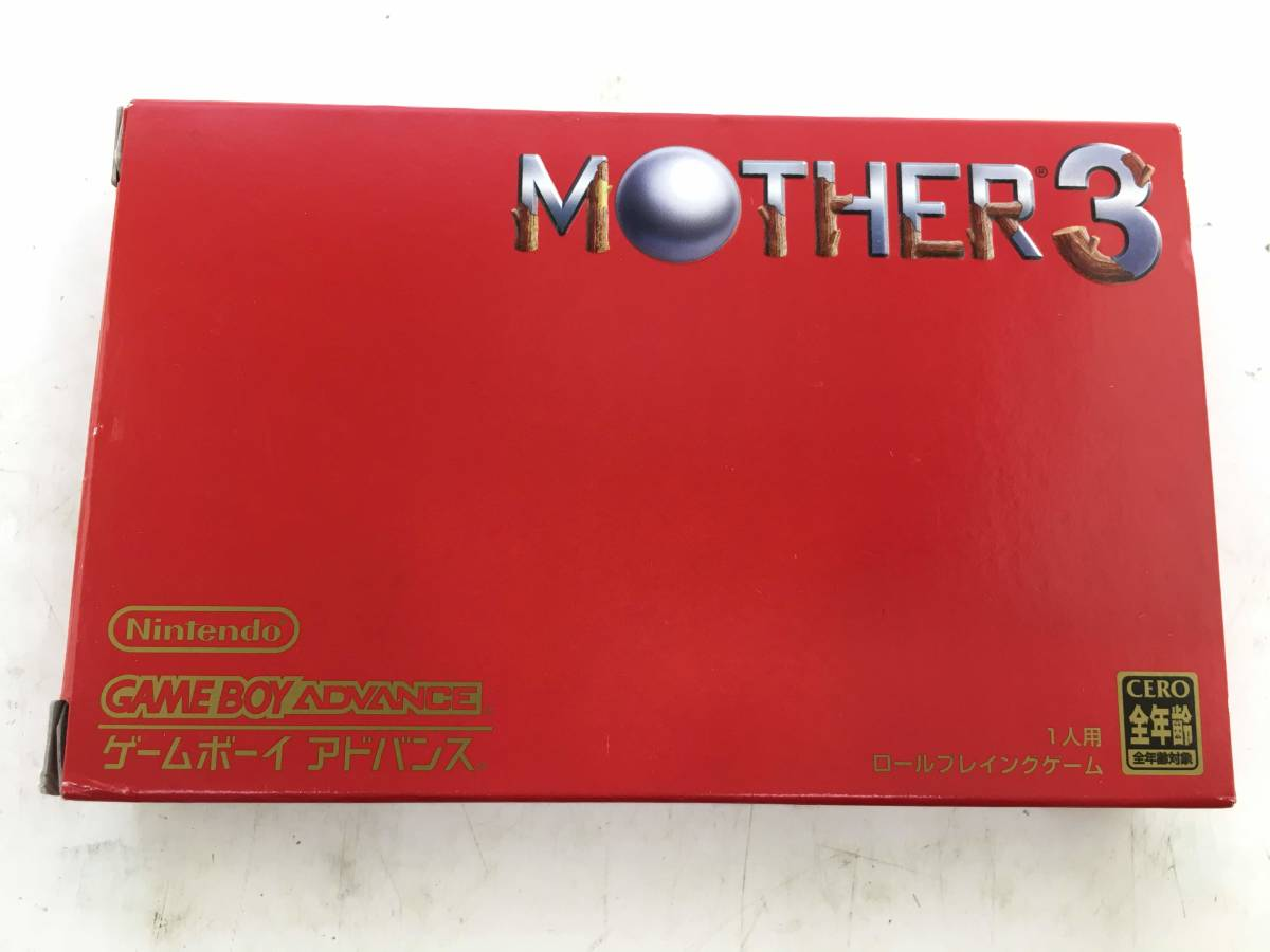 【GBA】MOTHER3 [中古品]