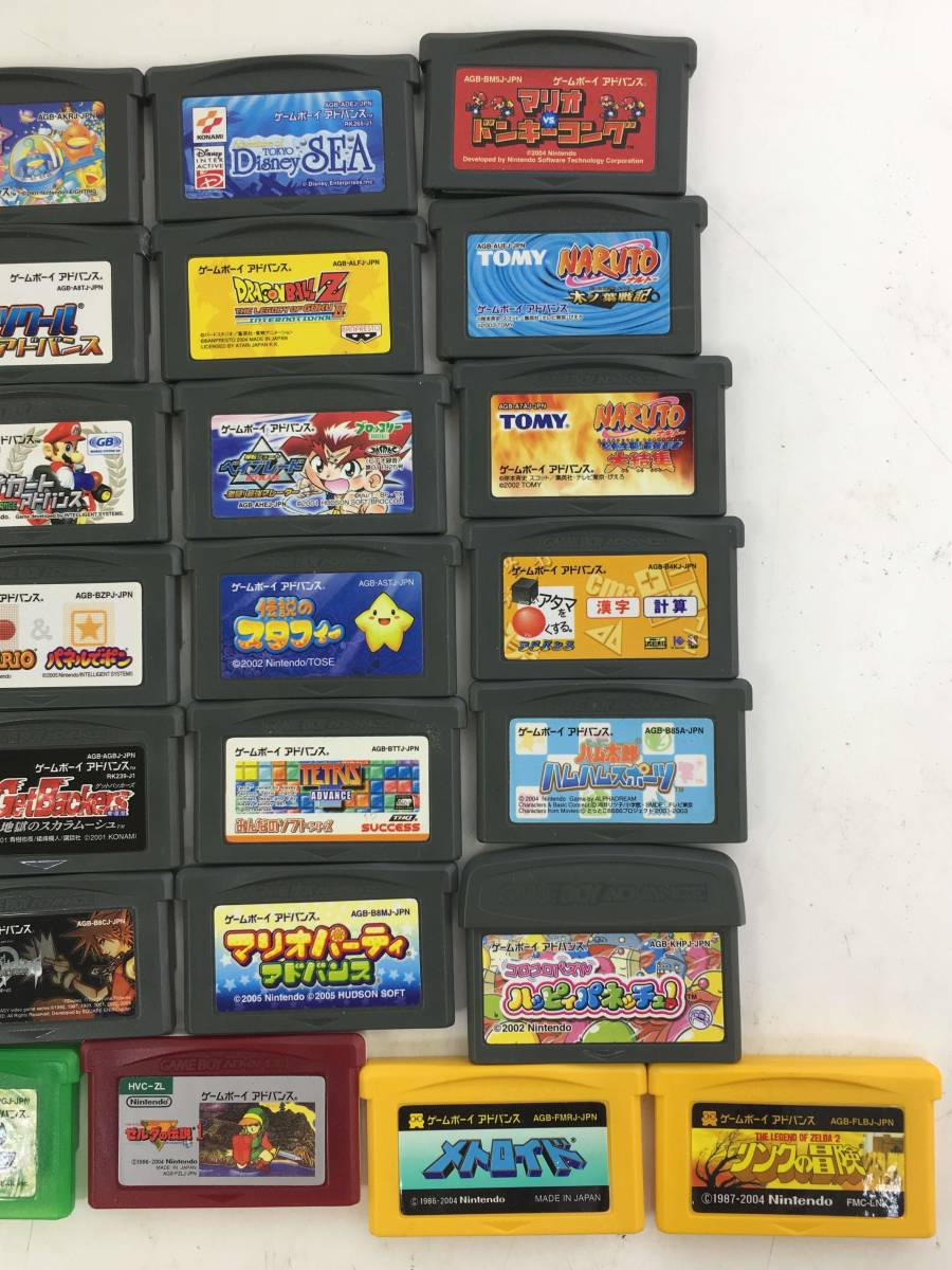 GBAソフト 50本セット[中古品]_画像4