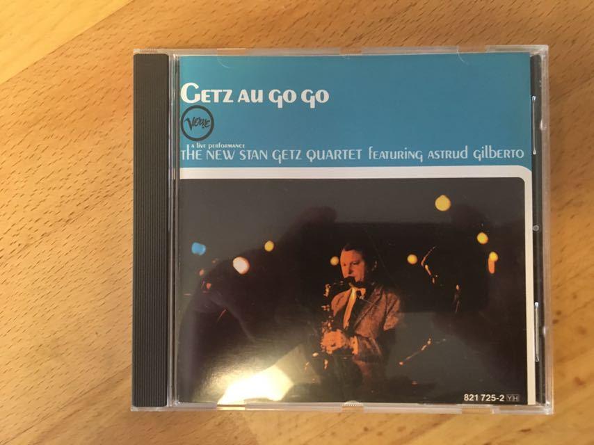 (西独盤) Stan Getz Featuring Astrud Gilberto / Getz Au Go Go スタン・ゲッツ、アストラッド・ジルベルト(Made in West Germany)_画像4