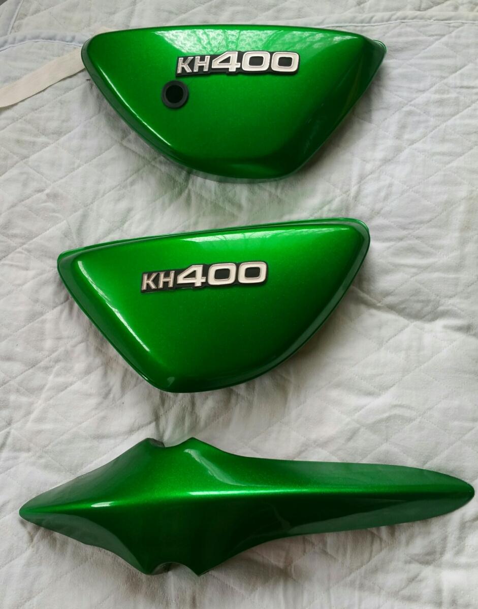 KH400.KH250中古外装一式_画像6