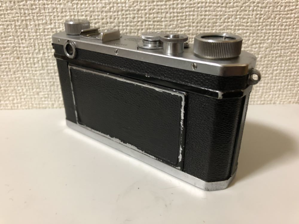 Nikon S ニコン Sマウント 日本光学東京 Nippon Kogaku Tokyo ジャンク_画像6