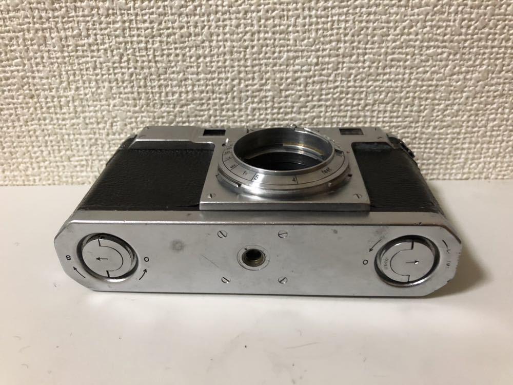 Nikon S ニコン Sマウント 日本光学東京 Nippon Kogaku Tokyo ジャンク_画像9