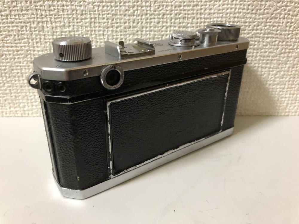 Nikon S ニコン Sマウント 日本光学東京 Nippon Kogaku Tokyo ジャンク_画像4