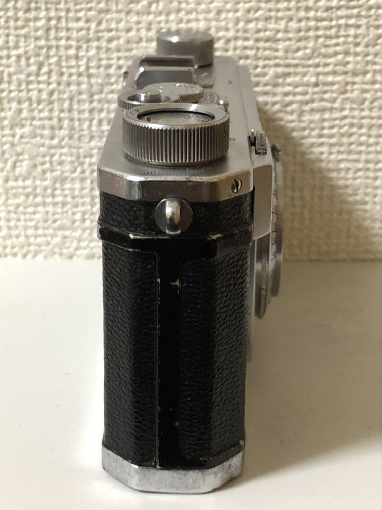Nikon S ニコン Sマウント 日本光学東京 Nippon Kogaku Tokyo ジャンク_画像7