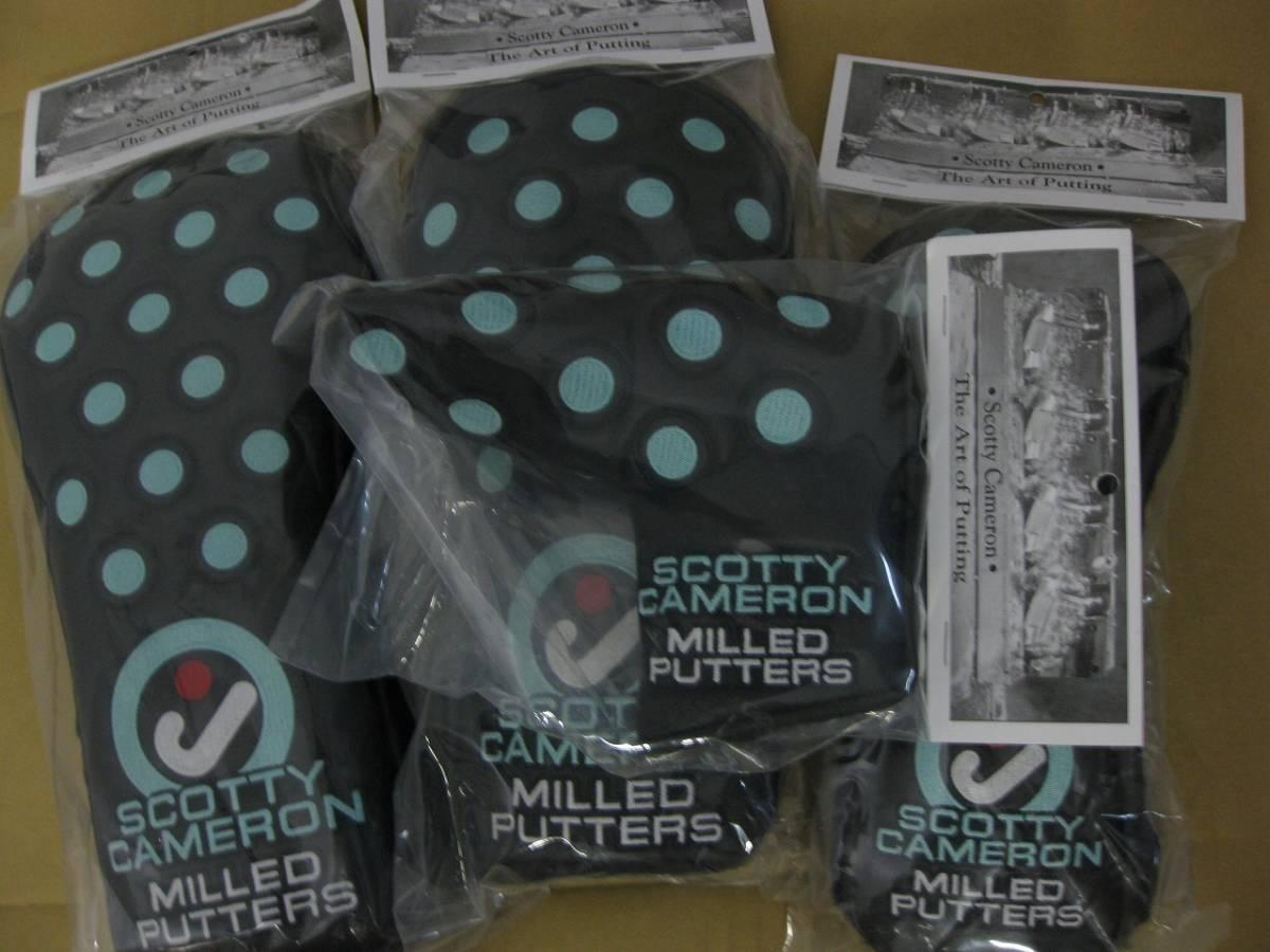 ★200本日本限定★スコッティキャメロン★Scotty Cameron★Circle J Dot Stand Bag★Tiffany Blue with Matching Headcover_画像7