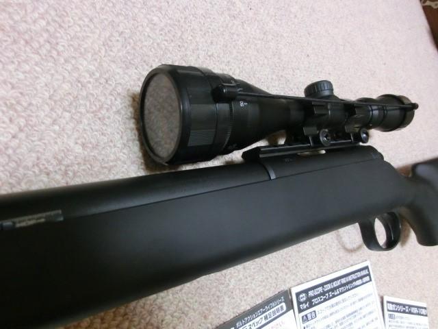 東京マルイ VSR-10 Gスペック プロスコープ タクティカルバイポッド付_画像4