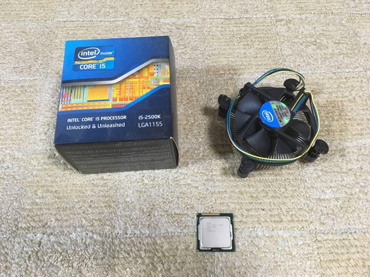 Intel CPU Core i5 i5-2500K 3.3GHz