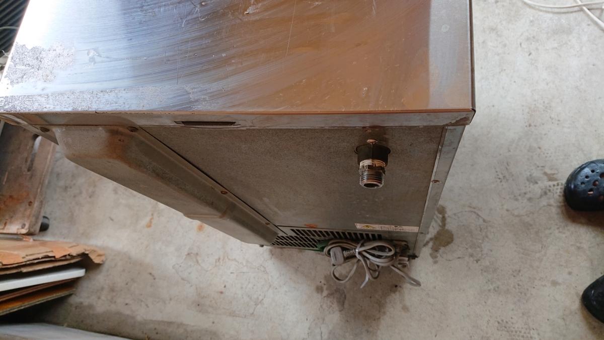 メンテナンス&薬品洗浄済み ホシザキ業務用製氷機IM-25L_画像5