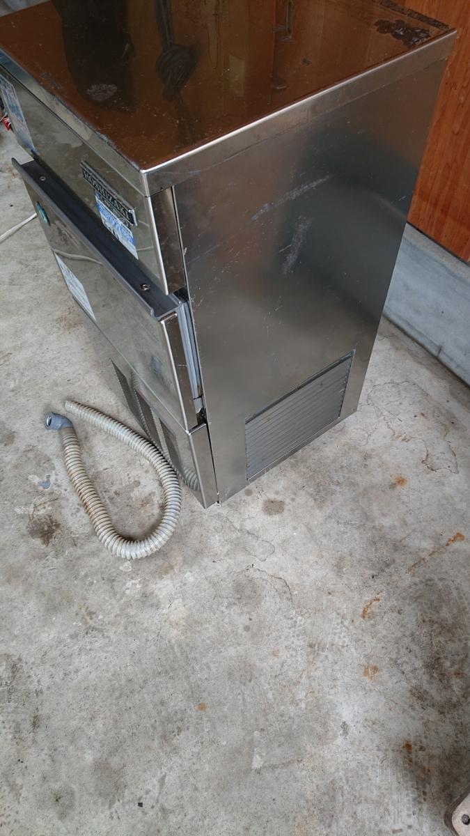 メンテナンス&薬品洗浄済み ホシザキ業務用製氷機IM-25L_画像3