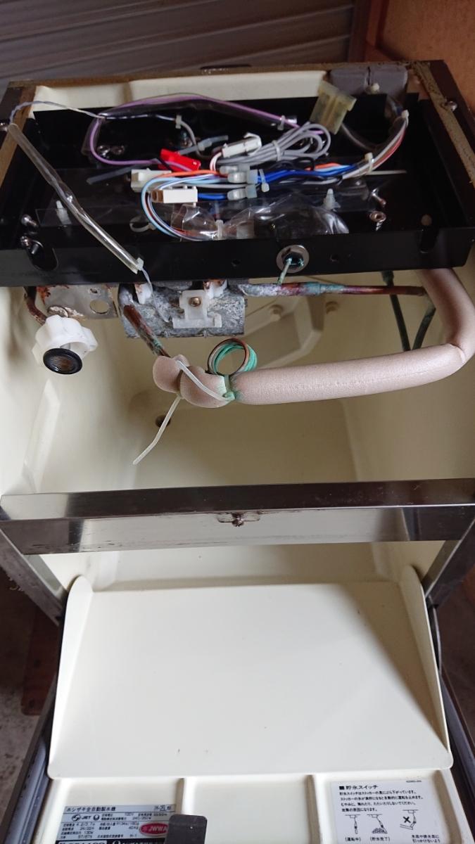 メンテナンス&薬品洗浄済み ホシザキ業務用製氷機IM-25L_画像7