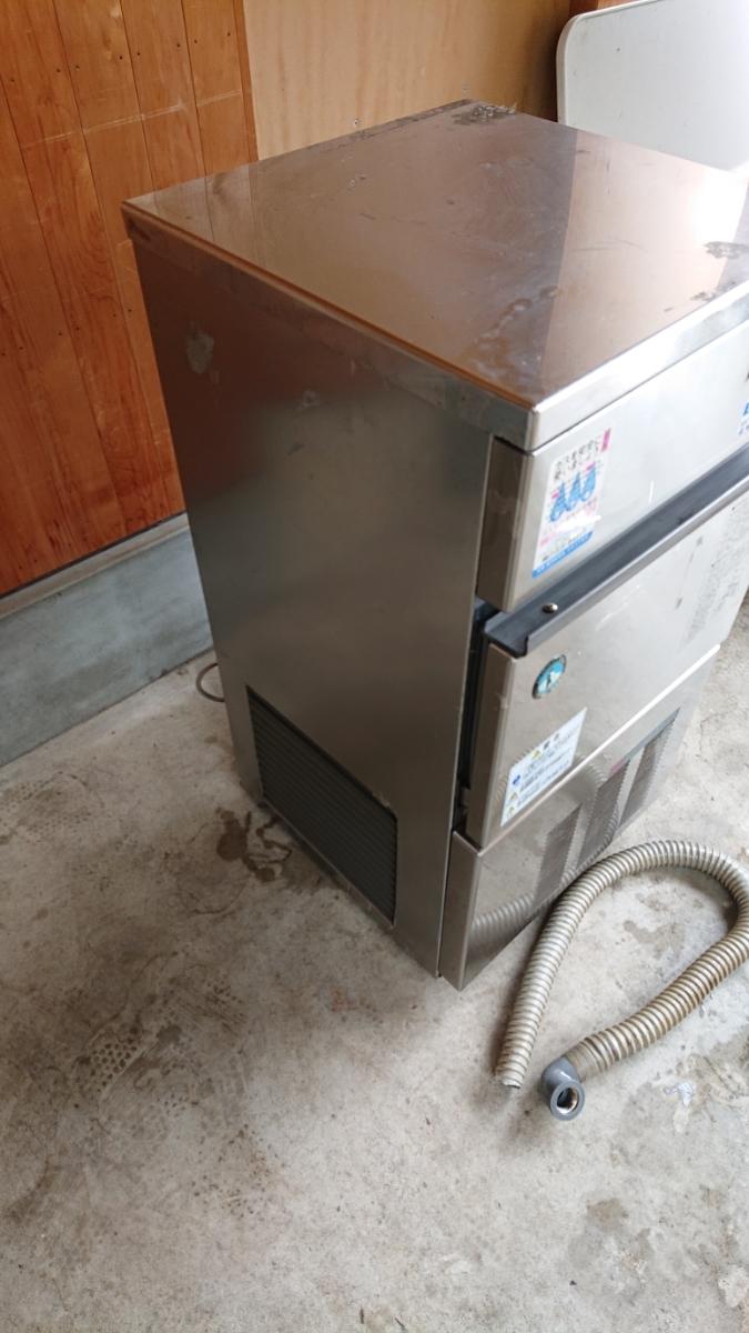 メンテナンス&薬品洗浄済み ホシザキ業務用製氷機IM-25L_画像4