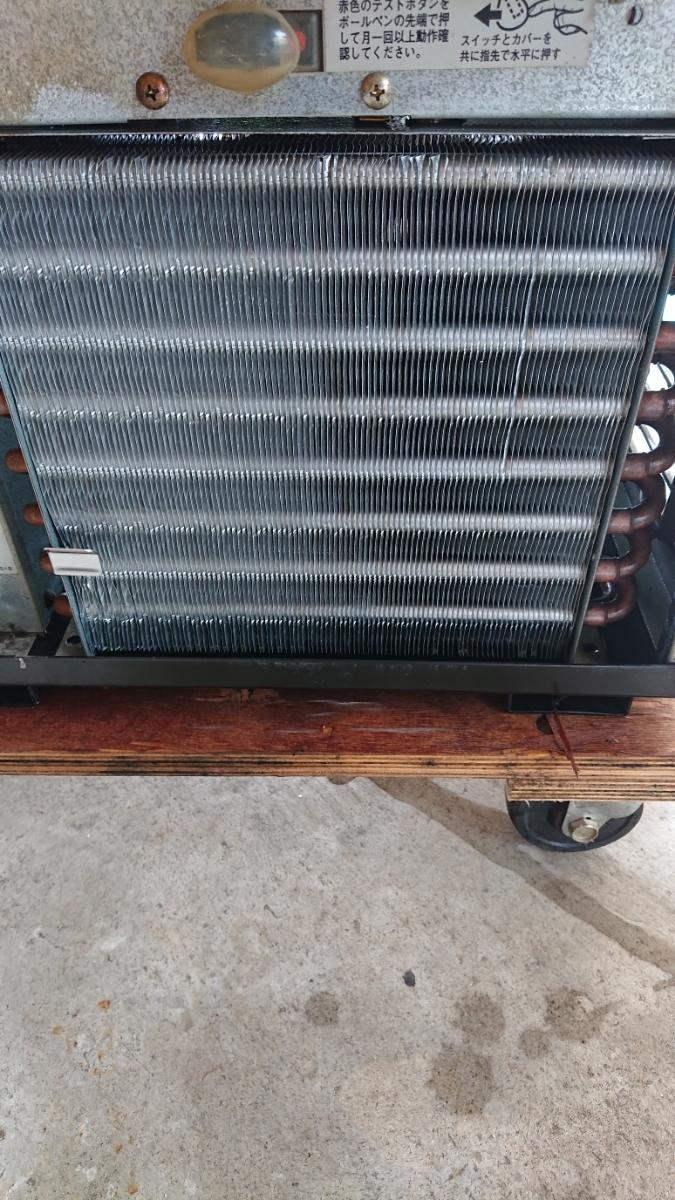 メンテナンス&薬品洗浄済み ホシザキ業務用製氷機IM-25L_画像2