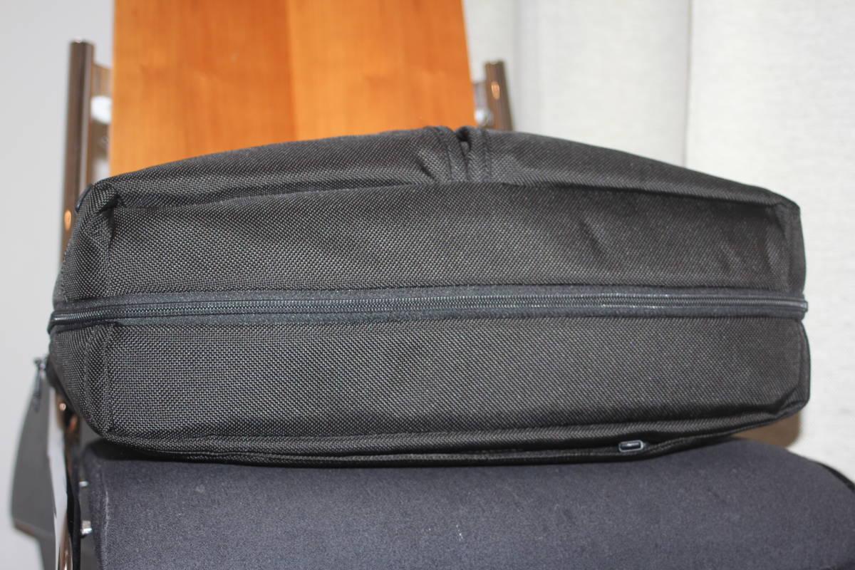 ★調整できるハンドルで肩掛け可能★TUMIトゥミ★「Style 22157」コンパニオントートバッグ★ビジネスブラック★とてもキレイな状態です♪_画像5