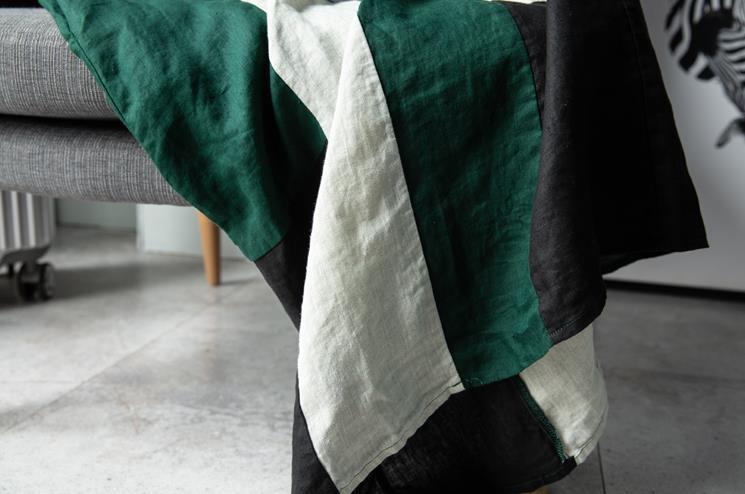 新品登場!☆新品 リネン 優雅 カラーマッチング ゆったり シャツ式 ワンピースひざ丈スカートロングスカートスカート a68_画像8