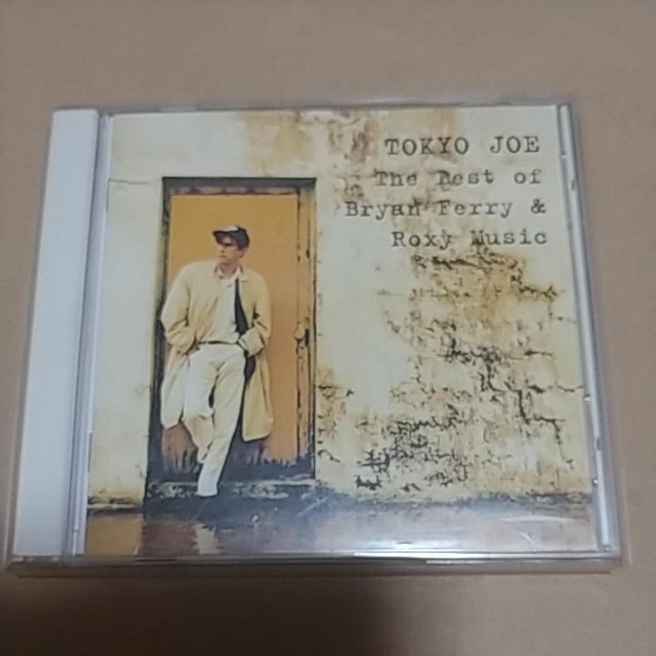 CD TOKYO JOE THE BEST OF BRYAN FERRY + ROXY MUSIC