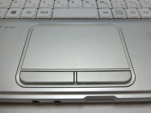 持ち運びに便利・薄型【SSD搭載】Panasonic Let's note CF-LX3 CF-LX3YD1CS/Core i5/8GB/128GB SSD/最新Windows10/Office/PC01543_画像6