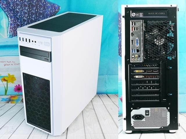 ◇究極Core i7◆グラボ搭載ハイスペックPC■i7-3770×8スレッド ターボ3.9GHz(最大)/RAM8GB/GTX660 2G/新品SSD 240GB+HDD 2TB/Windows10_画像3