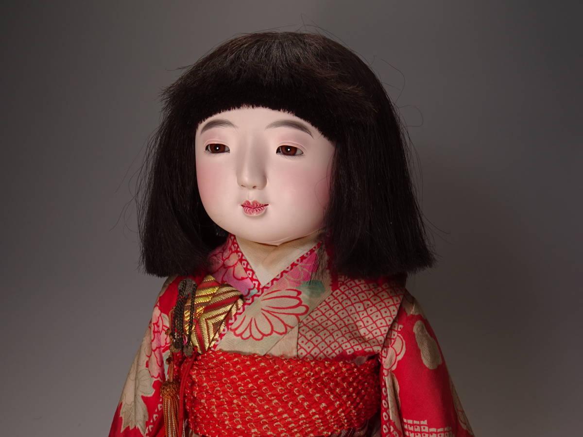 可愛い市松人形 50㎝