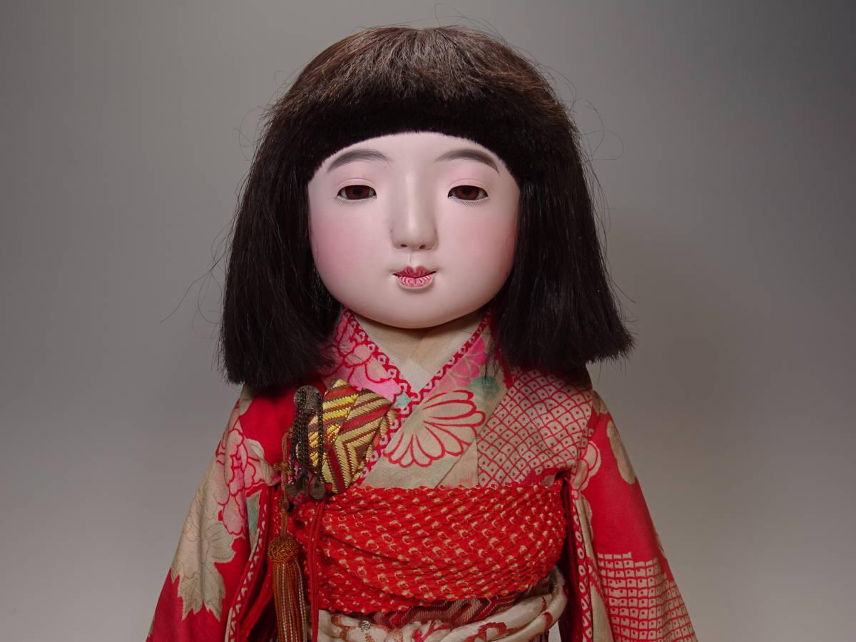 可愛い市松人形 50㎝_画像3
