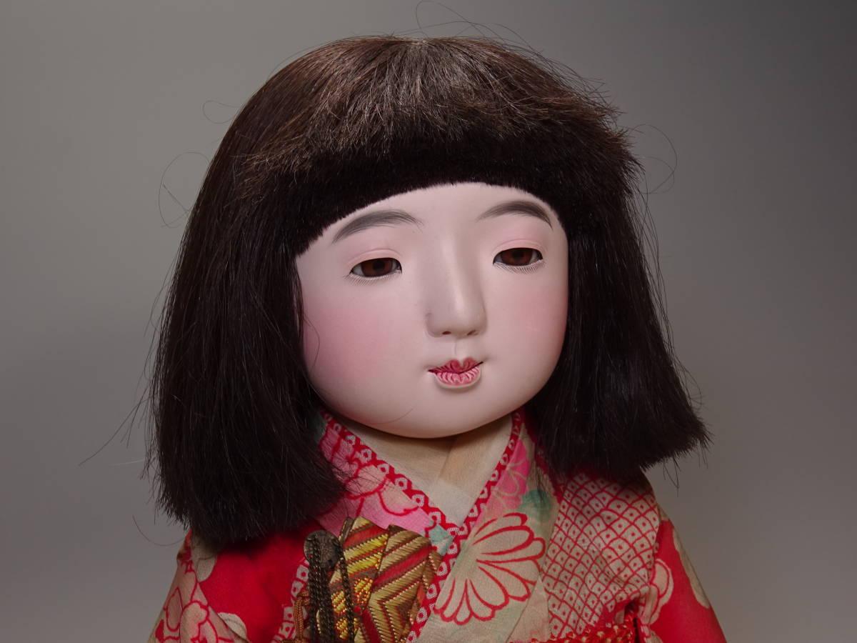 可愛い市松人形 50㎝_画像8
