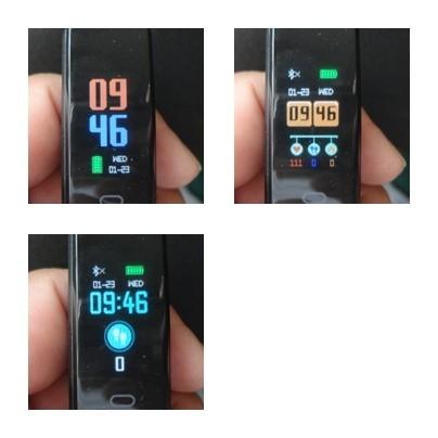 スマートウォッチ☆  多機能 ☆健康管理・ダイエットに 有効★血圧  心拍 歩数計 ☆ iOS/Android IP67防水_画像5