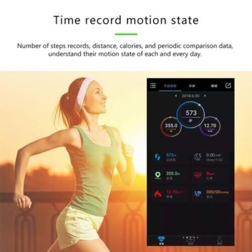 スマートウォッチ☆  多機能 ☆健康管理・ダイエットに 有効★血圧  心拍 歩数計 ☆ iOS/Android IP67防水_画像3