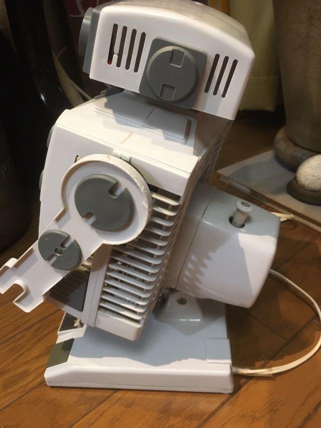 ロボット 扇風機 当時物 スペースエイジ イームズ _画像4