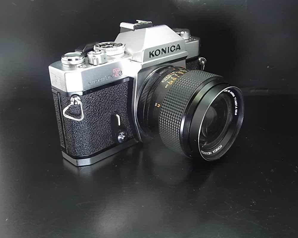 昭和レトロ(1973年)…コニカ KONICA AUTOREFLEX T3 830014‥カメラ_画像2
