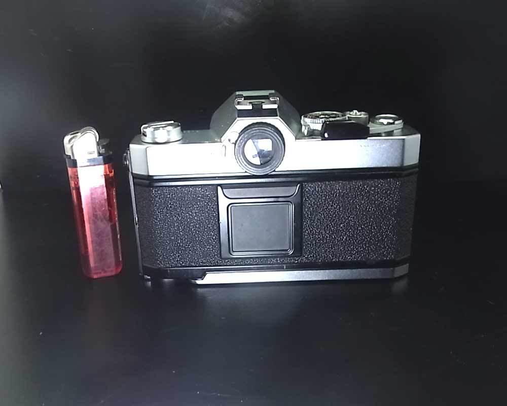 昭和レトロ(1973年)…コニカ KONICA AUTOREFLEX T3 830014‥カメラ_画像4