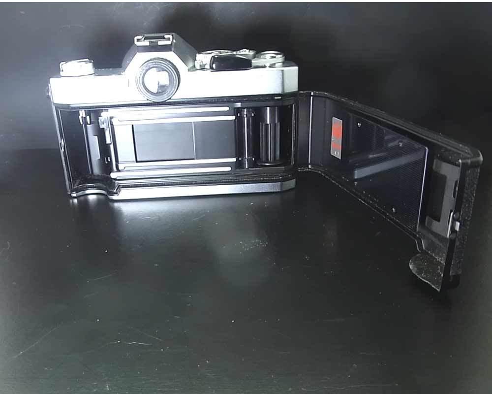 昭和レトロ(1973年)…コニカ KONICA AUTOREFLEX T3 830014‥カメラ_画像5