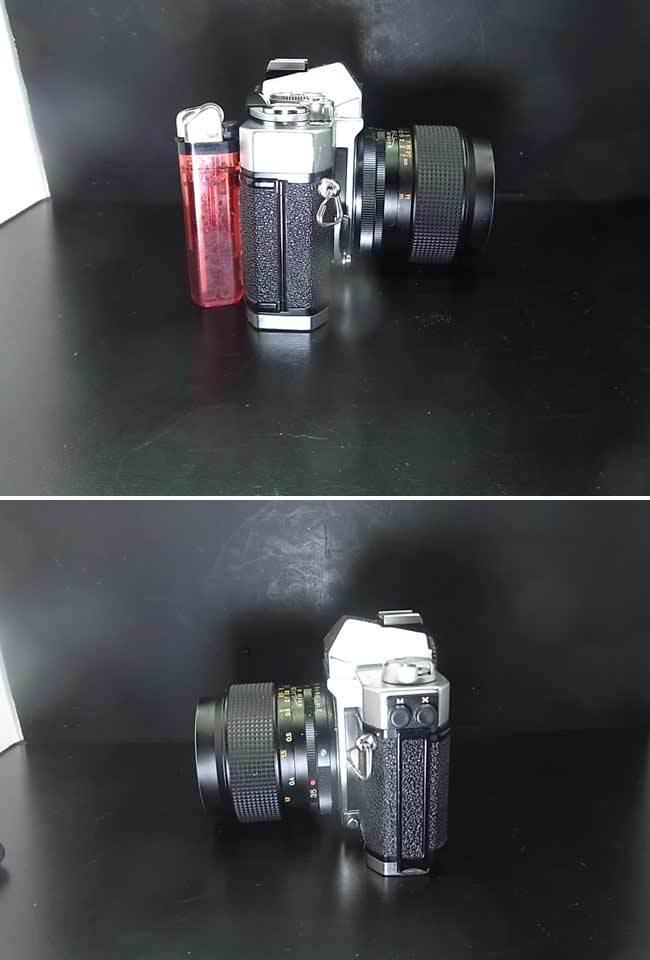 昭和レトロ(1973年)…コニカ KONICA AUTOREFLEX T3 830014‥カメラ_画像8