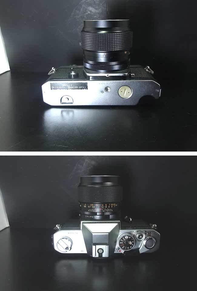 昭和レトロ(1973年)…コニカ KONICA AUTOREFLEX T3 830014‥カメラ_画像9